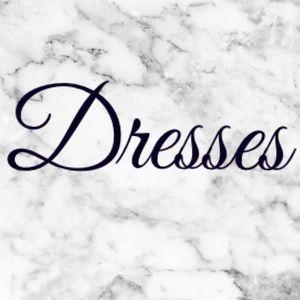 Dresses & Skirts - Bundle to Save!